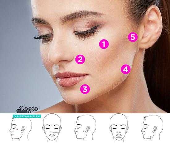 نقاط زیبایی زیستی (Bio Aesthetic Points)